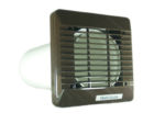 150mm Wall Vent Kit (Brown) by Vent Axia