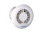ECLIPSE 100X Bathroom Kitchen Toilet wall or ceiling mounted extractor fan by Vent Axia